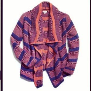 Pixley willow draped cardigan STITCH FIX M